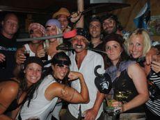 Piraten feestje Zarautz