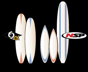 surfboard lengtes good people surf
