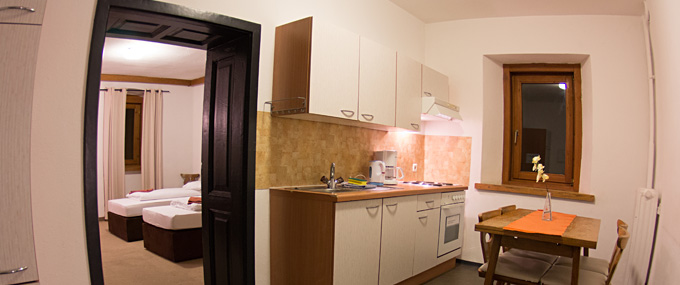 Appartement Gasthof Zillertal