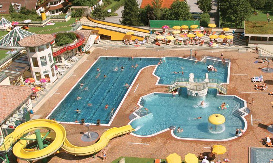 zwembad Mayrhofen