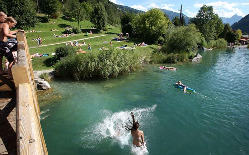 Zwembad Aufenfeld