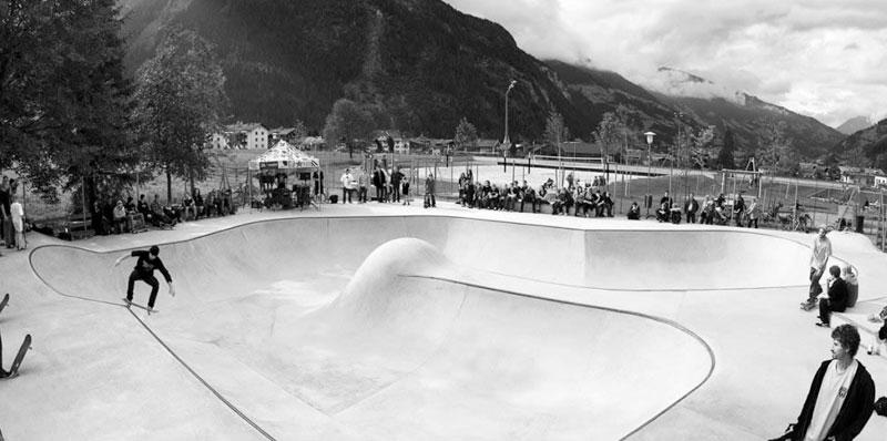 skate pool mayrhofen