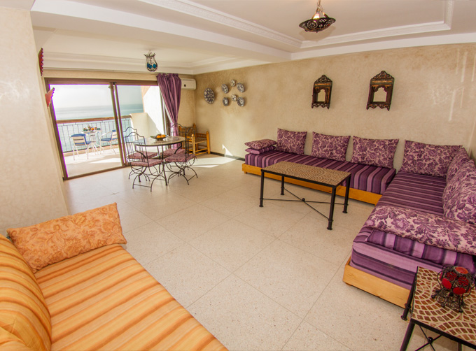 taghazout appartement kamer