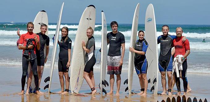 surfmateriaal saiko zarautz