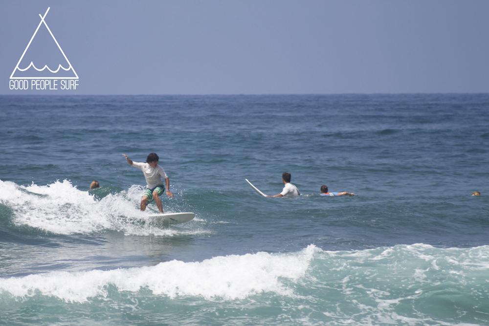 zarautz surfen